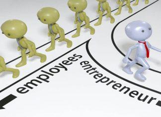 job vs entrepreneurship