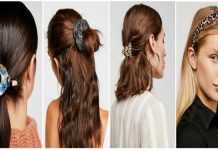 types of hair accessories