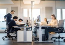 importance of physical office space