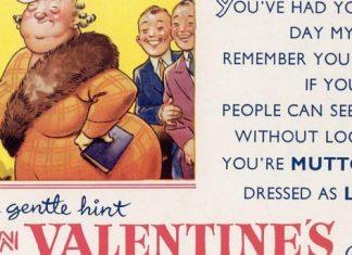 vinegar valentines card